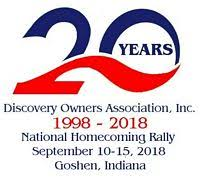 Discovery National Homecoming Rally